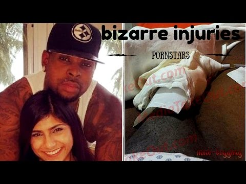 5 Most Bizarre Injuries Of Pornstar Ever Recorded