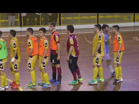 Calcio a 5, Serie B: Alma Salerno - Futsal Fuorigrotta, highlights