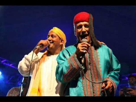 """Lila Hamid Kasri & Abdelkbir Marchan -""""_ BoLala Fatima _-"""" & Ganwa Oulad Bambra"""