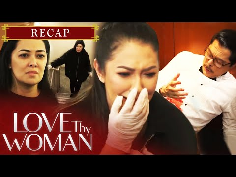 Amanda Del Mundo is Adam Wong's murderer | Love Thy Woman Recap