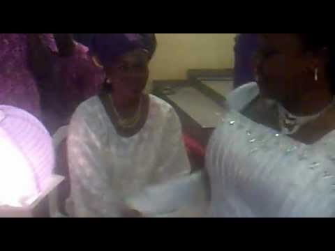 THE IJEBU BRIDE WITH IGBO DANCING SKILLS 2