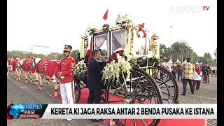 Video Kereta Ki Jaga Raksa Antar 2 Benda Pusaka ke Istana MP3, 3GP, MP4, WEBM, AVI, FLV September 2019