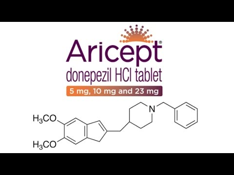 How Does Aricept (Donepezil) Work In Alzheimer's?