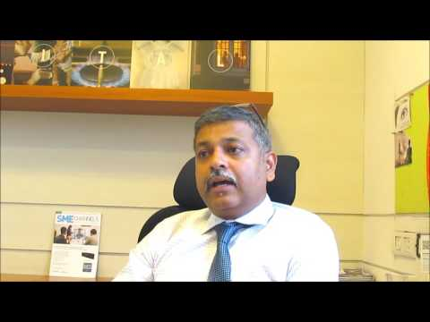 Rajeev Samanta, Regional Sales Director - South Asia, Tyco Security (part-1)