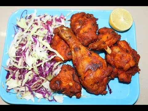 How To Make Chicken Fry At Home (Hindi)