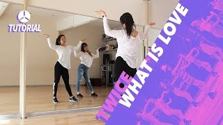 Video [CHORUS TUTORIAL] TWICE (트와이스) - WHAT IS LOVE? | Dance Tutorial by 2KSQUAD MP3, 3GP, MP4, WEBM, AVI, FLV April 2018