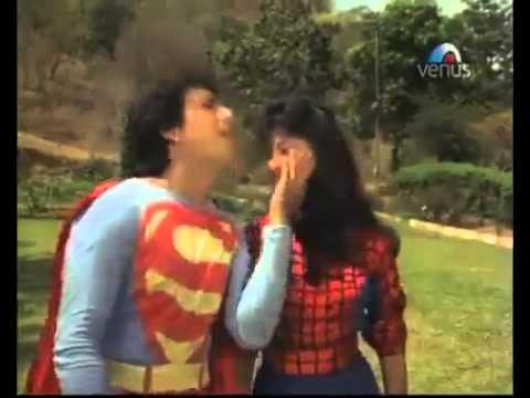 """""""سوبرمان"""" الهندي في فيلم Dariya Dil"""