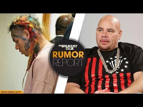 Fat Joe On 6ix9ine: 'He Can't Come Around Me Ever Again'