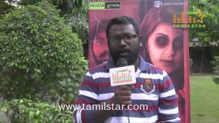 Arunraja Kamaraj at Darling Movie Press Meet