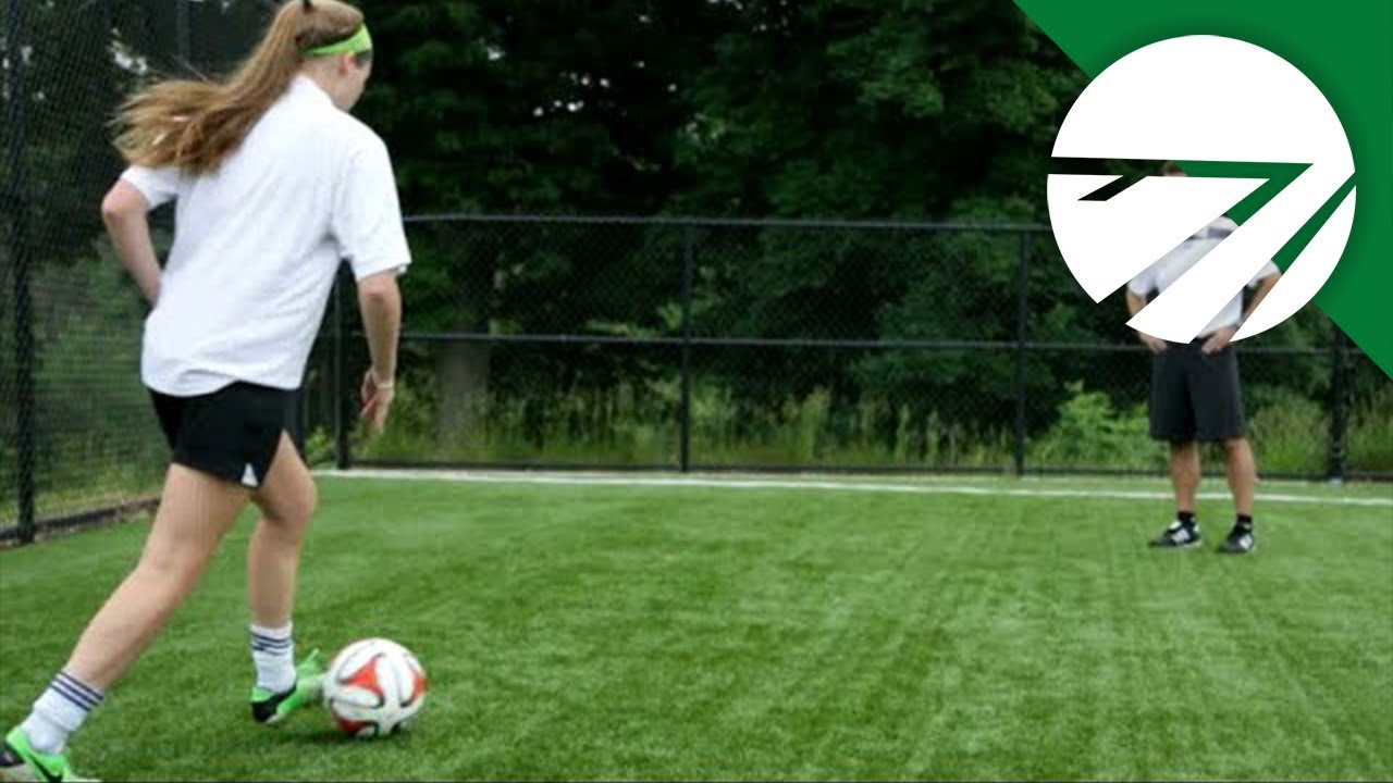 Dribble like a pro after this soccer drill with Mike Sorber