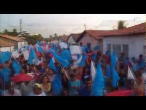 Carreata Oscar Bandeira 11 Vice Mazim  11-08-12