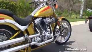 6. Used 2007 Harley Davidson CVO Springer Motorcycles for sale