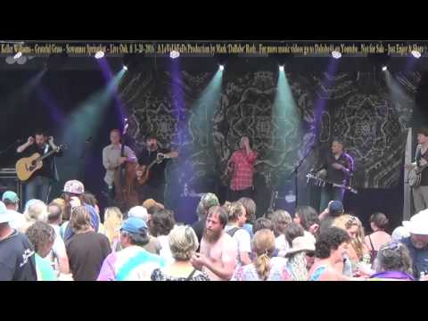 Keller Williams - Grateful Grass - Suwannee Springfest - Live Oak, fl  3- 20- 2016