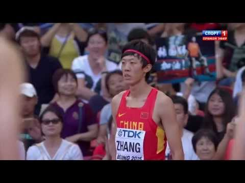 2.31 Zhang Guowei HIGH JUMP WORLD CHAMIONSHIP Beijing 2015 qualification man