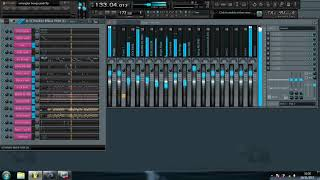 Setangkai Bunga Padi - Dangdut FL Studio Korg PA 600