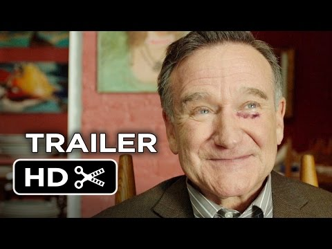 Boulevard Official Trailer Starring Robin