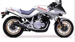 6. suzuki katana 750