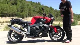 6. Motosx1000: Test BMW K1300R