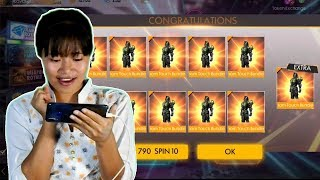 Why Am I So Lucky? 💎 NEW Diamond Royale - Venom Touch - Garena Free Fire