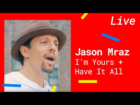 Video JASON MRAZ – I'M YOURS & HAVE IT ALL (Acoustic Version) download in MP3, 3GP, MP4, WEBM, AVI, FLV January 2017