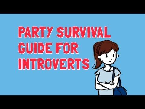 Návod na party pro introverty