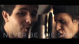 Video Camila Cabello - Never Be the Same (Tyler & Ryan Cover) download in MP3, 3GP, MP4, WEBM, AVI, FLV January 2017