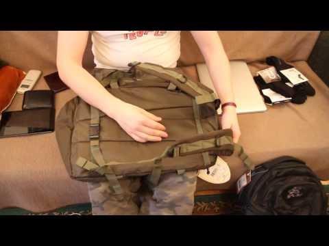 Рюкзак для охоты и рыбалки Nova Tour «Бекас 55» км. Видеообзор.