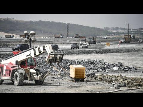 Istanbul: Mega-Flughafen soll im Herbst eröffnen
