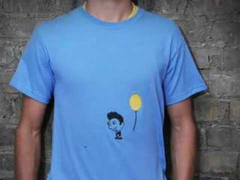 T-Shirt Flipbook