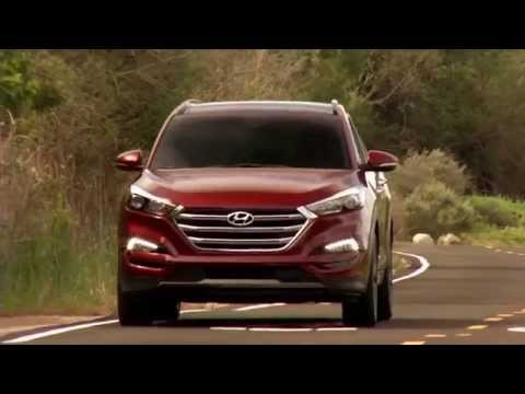 2016 Hyundai Tucson Review | AutoMotoTV