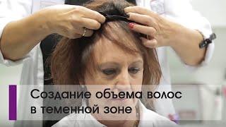 прически для девушек с редкими волосами фото