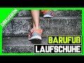 Welche Laufschuhe kaufen? Barfußschuhe als Alternative oder Stabilität?