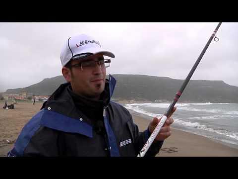 Italian Fishing TV - Colmic - Surfcasting in Sardegna a Bosa Marina