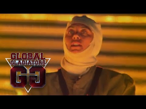 LILLY BECKER VERBRENNT | In the line of fire | Folge 4 | Global Gladiators | ProSieben