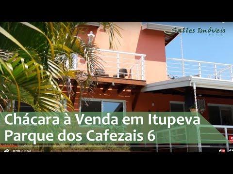 Chácara à venda Condomínio Cafezal 6 Itupeva - SP