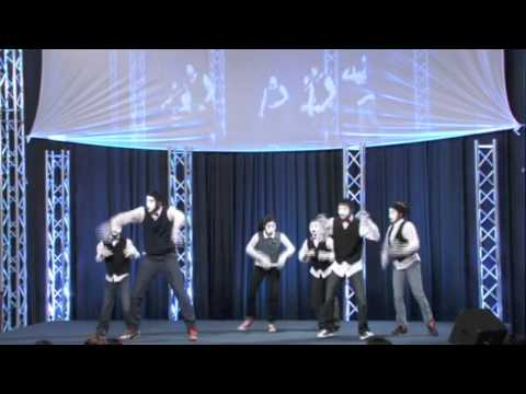 OBF Youth Mime Ministering Same God By Tye Tribbett
