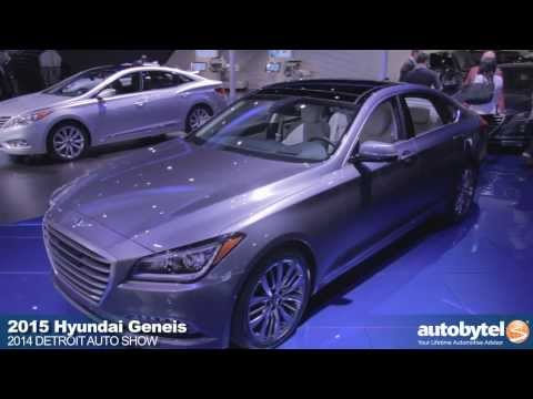 2015 Hyundai Genesis Walkaround With Hyundai