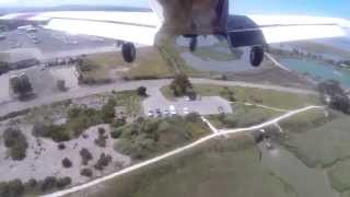 Tailcam test flight - Meyers 200D
