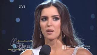 Video Top 6 Best Answer Miss Universe 10 years ago MP3, 3GP, MP4, WEBM, AVI, FLV September 2018