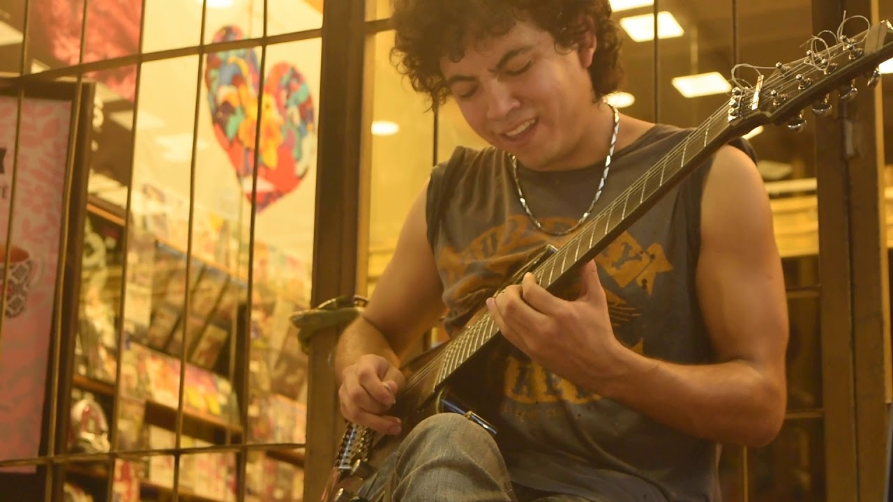 Sia – Chandelier – ELECTRIC GUITAR version – On the Street – Cover