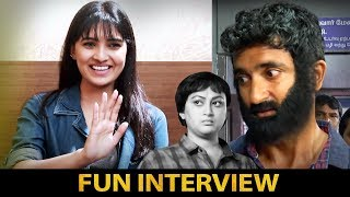 Video Deivamagal's Anniyar 'Wig' was better than Prakash 'Beard' | Actress Vani Bhojan Interview MP3, 3GP, MP4, WEBM, AVI, FLV Februari 2018