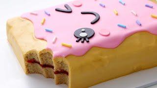 YUMMY Kawaii Pop Tart Cake!