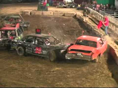 Demolition Derby Hard Hits Highlight 2