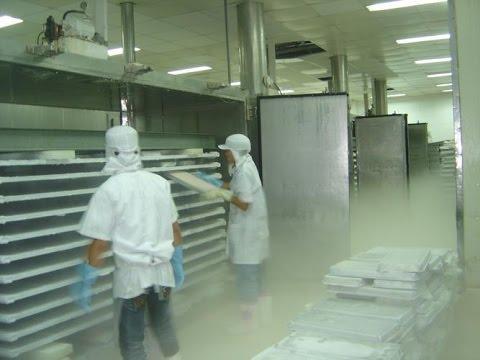 Kho lạnh thủy sản | Lắp đặt kho lạnh bảo quản thủy hải sản đông lạnh