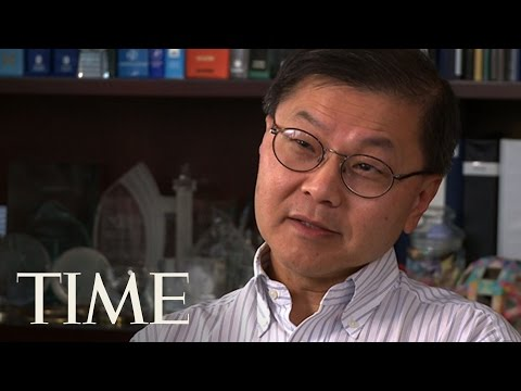 Dr. David Ho: Person Of The Year 1996   POY 2016   TIME