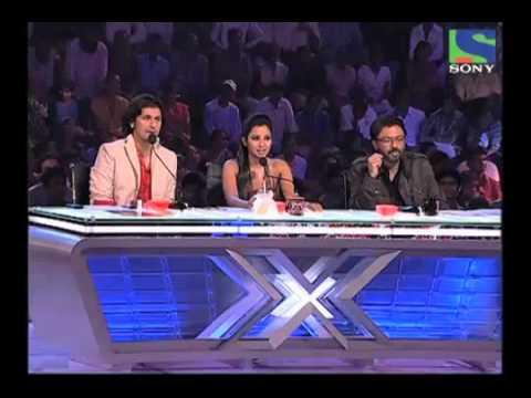 X Factor India - Sampriti's bold performance on Sajna Ve Sajna - X Factor India - Episode 5 -  2nd June 2011