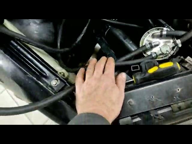 Ауди а8 д2 регулятор давления топлива
