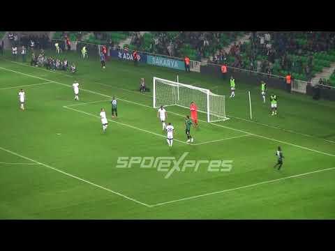 Sakaryaspor-Nazilli Belediyespor maç özeti