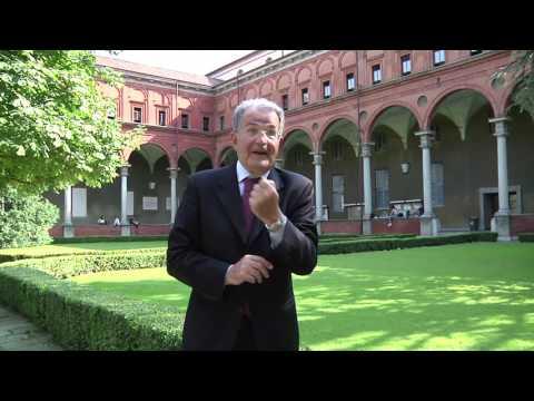 Prodi, dalla Cattolica all'Europa