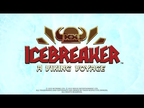 rovio - We're proud to present Icebreaker: A Viking Voyage as one of the very first Rovio Stars! http://icebreaker-game.com Made by Nitrome, the award winning studio...